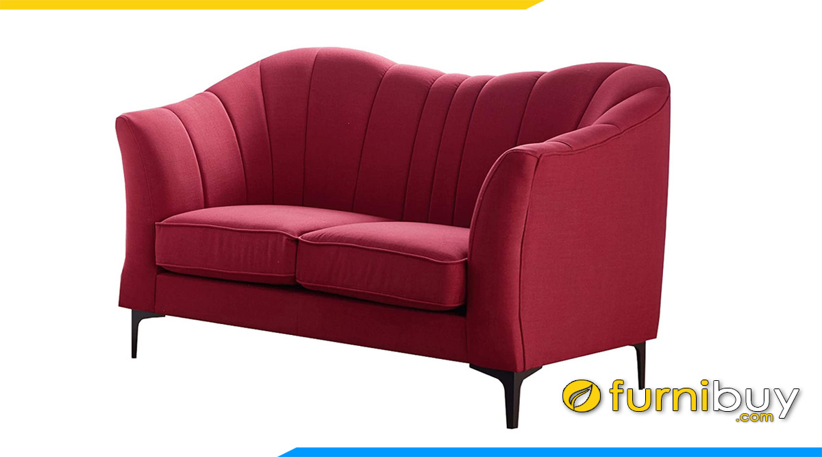 ghe sofa vang 2 cho ngoi phong cach coracole