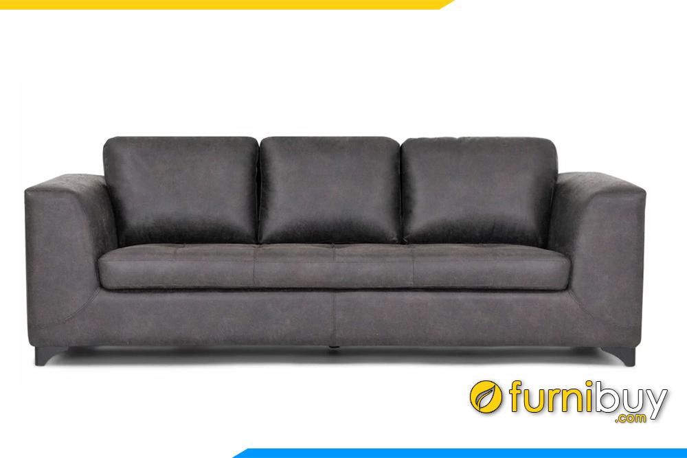 Hình ảnh mẫu ghế sofa văng đa đẹp sang trọng cho phòng khách FB20147