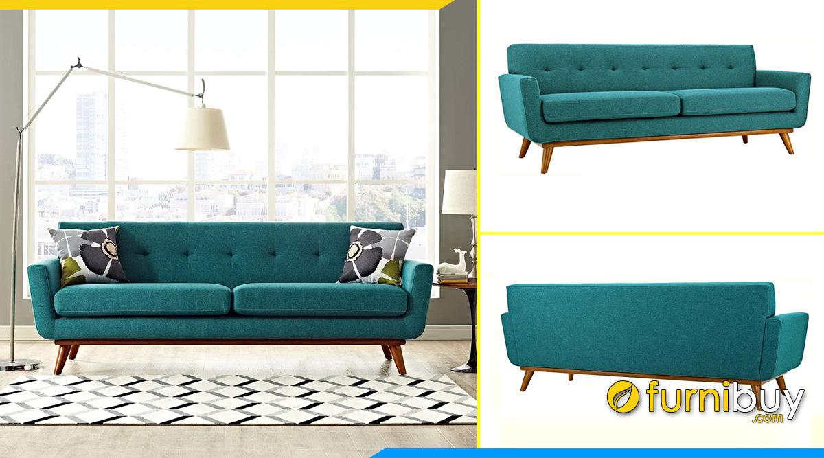 sofa ni vai dep phong cach Scandinavian