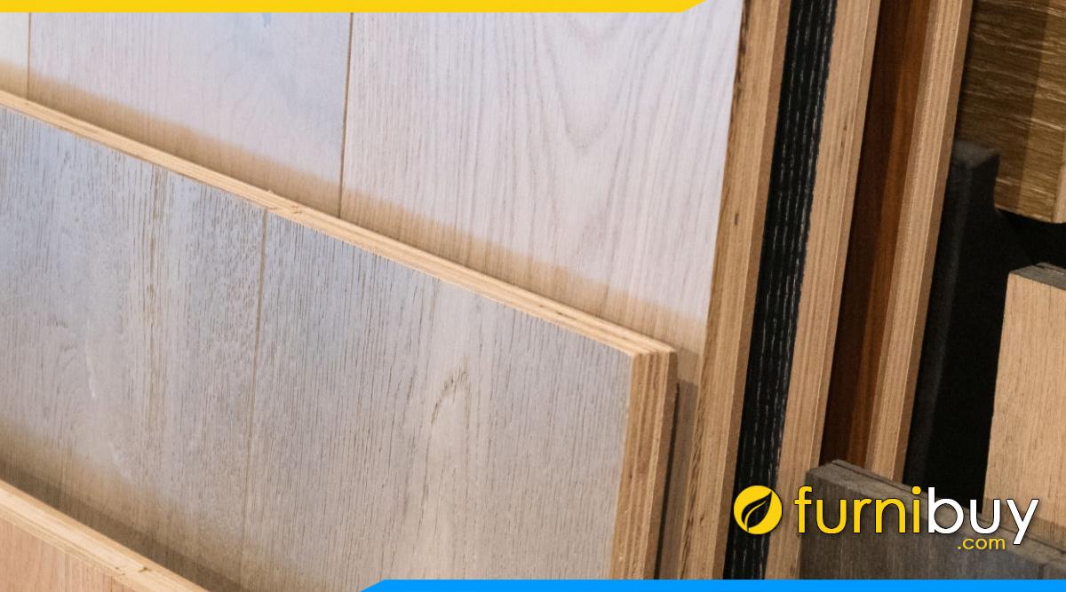 Van dan plywood phu melamine