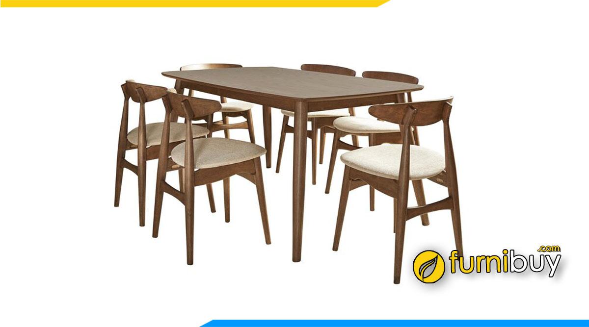 Mẫu bàn ghế ăn giá rẻ Hải Dương bán chạy