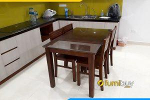 Bộ bàn ghế ăn giá rẻ BA022 đẹp được ưa chuộng