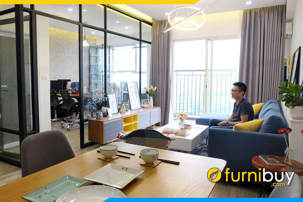 hình ảnh mẫu kệ tv phòng khách đẹp và ghế sofa hiện đại