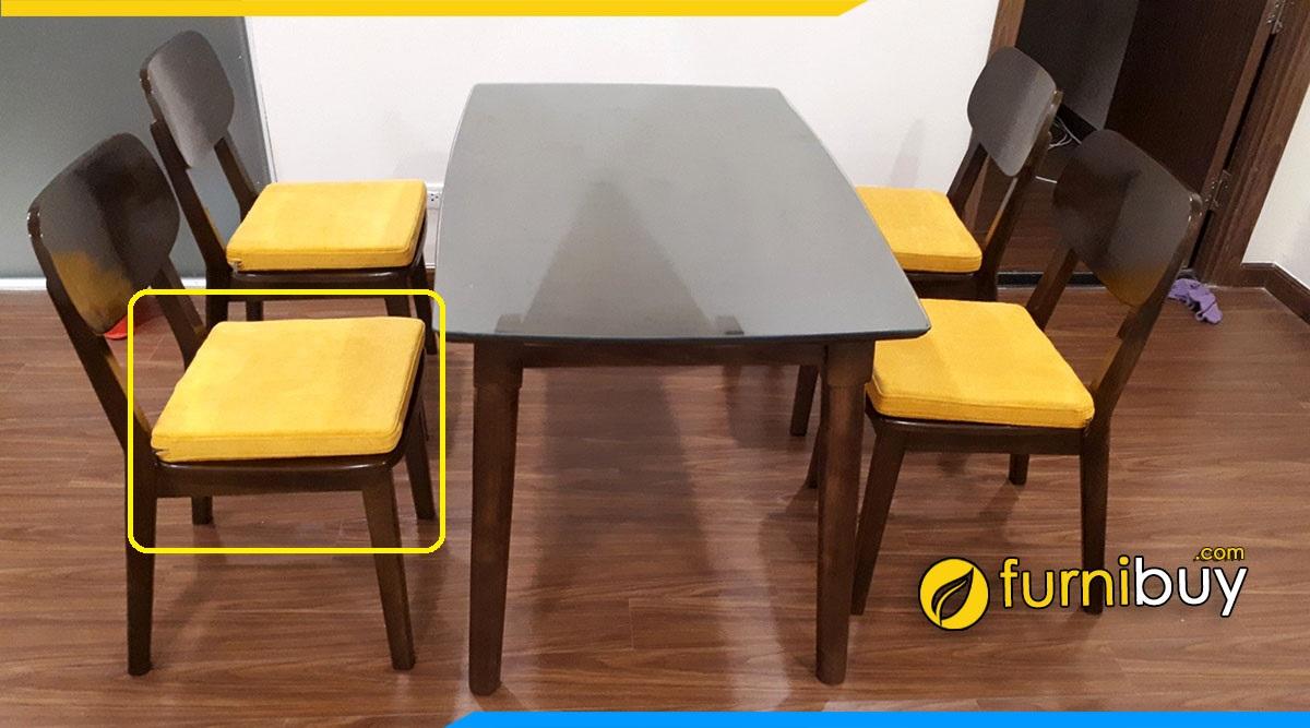 Nhận Bọc nệm ghế ăn theo yêu cầu tại Hà Nội