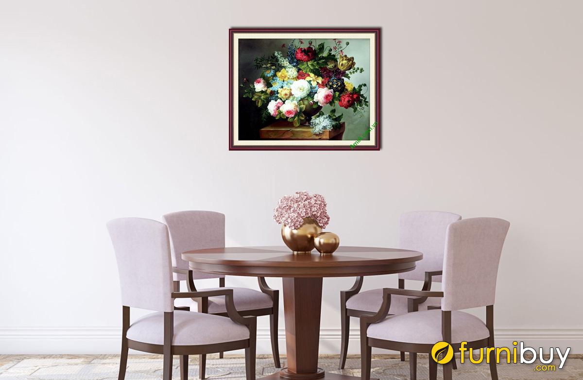 Hình ảnh Tranh treo phòng bếp đẹp giá rẻ chỉ dưới 500k mã 742