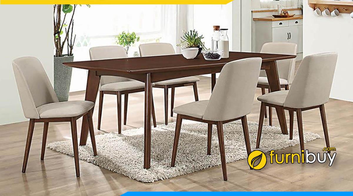Mẫu bàn ghế ăn đẹp Hà Tĩnh gợi ý cho bạn