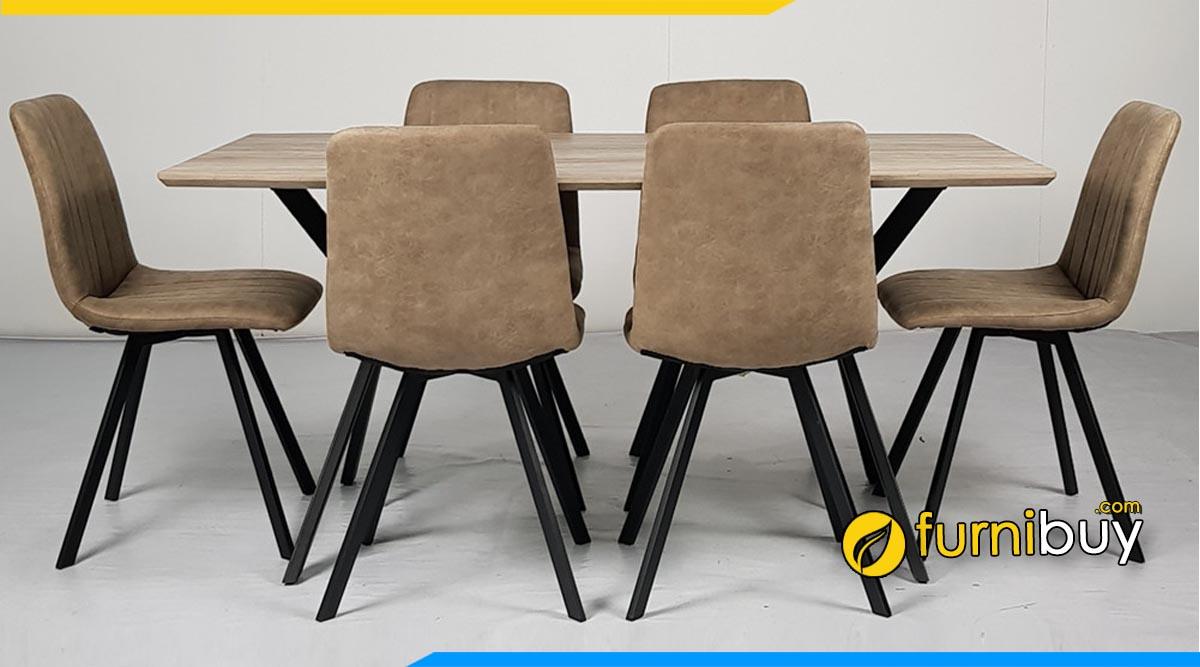 Bộ bàn ghế ăn hiện đại gợi ý cho bạn ở Lạng Sơn