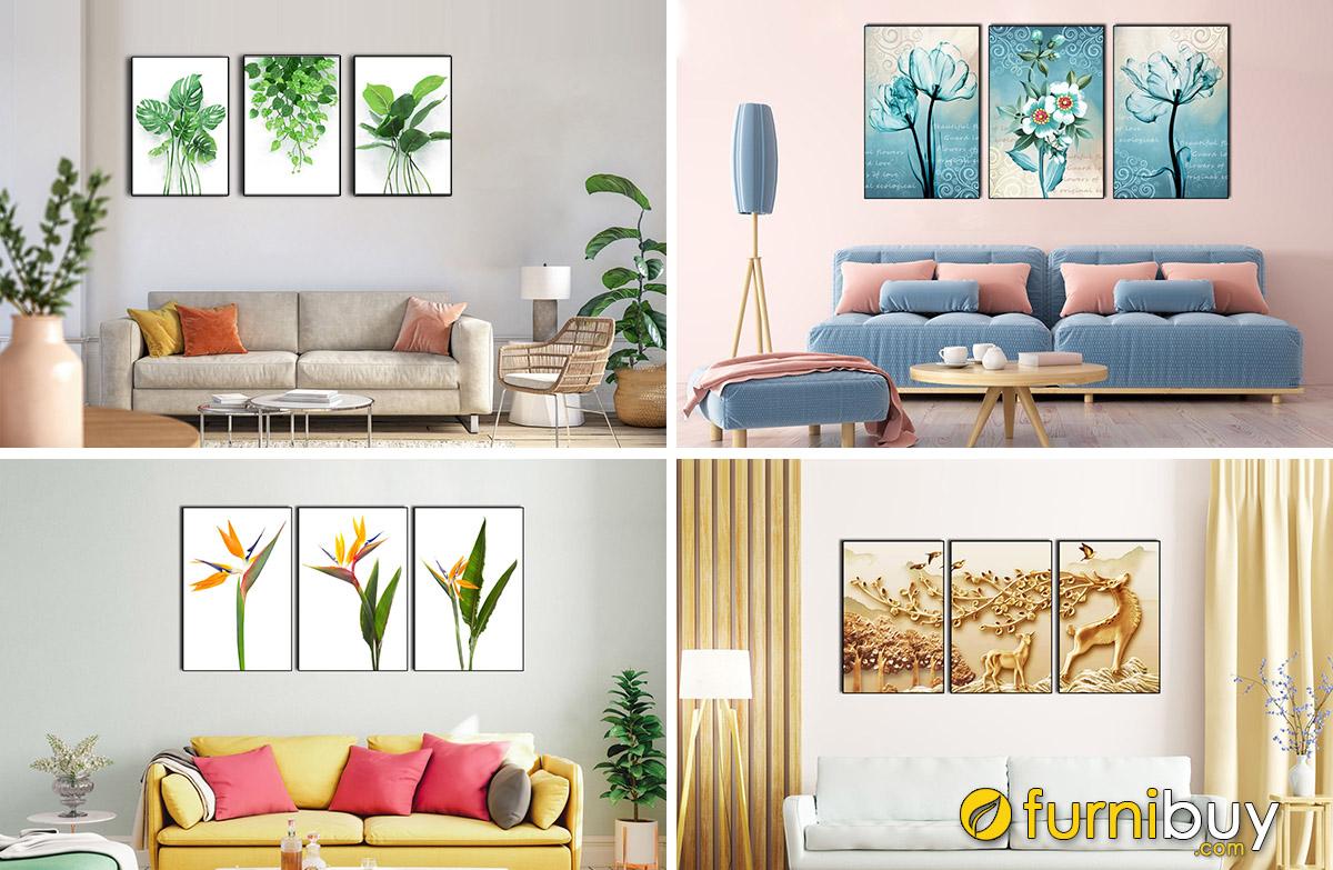 Hình ảnh Các mẫu tranh canvas đẹp ở địa chỉ bán tranh canvas Hà Nội