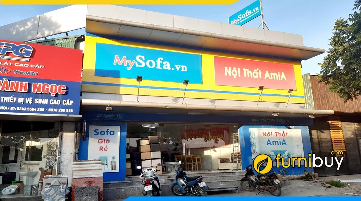 Cửa hàng bán kệ tivi đẹp Furnibuy 205 Nguyễn Xiển