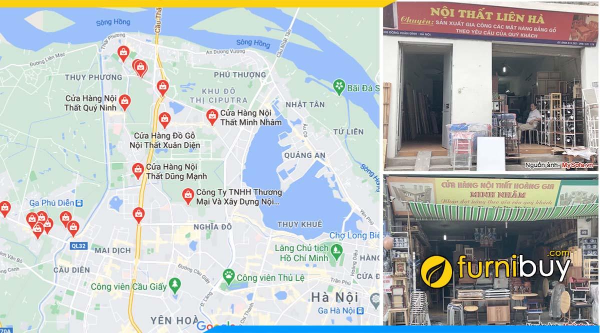 Cửa hàng kệ tivi quận Bắc Từ Liêm, Hà Nội