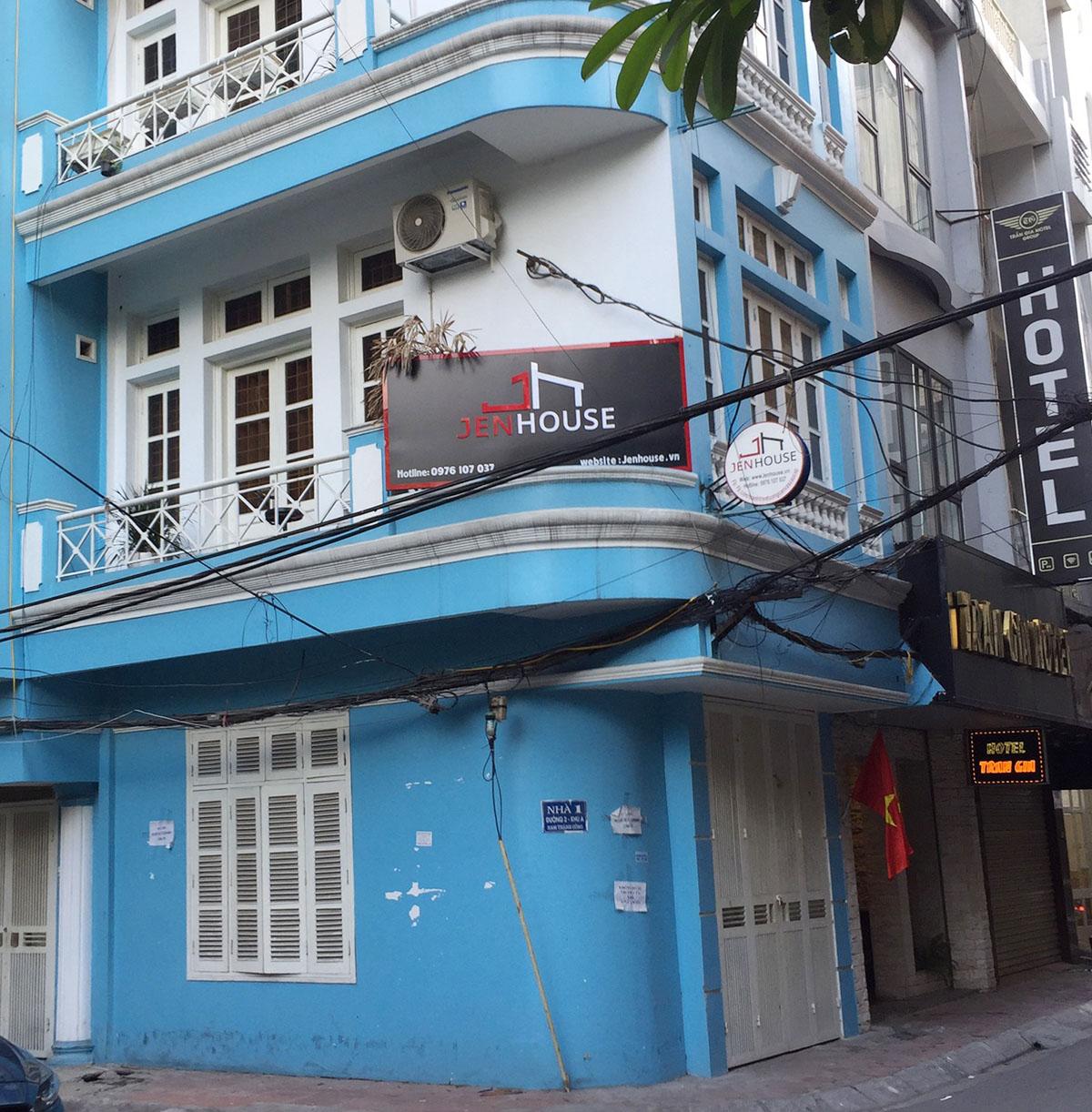 Hình ảnh Địa chỉ bán tranh canvas Hà Nội Jenhouse
