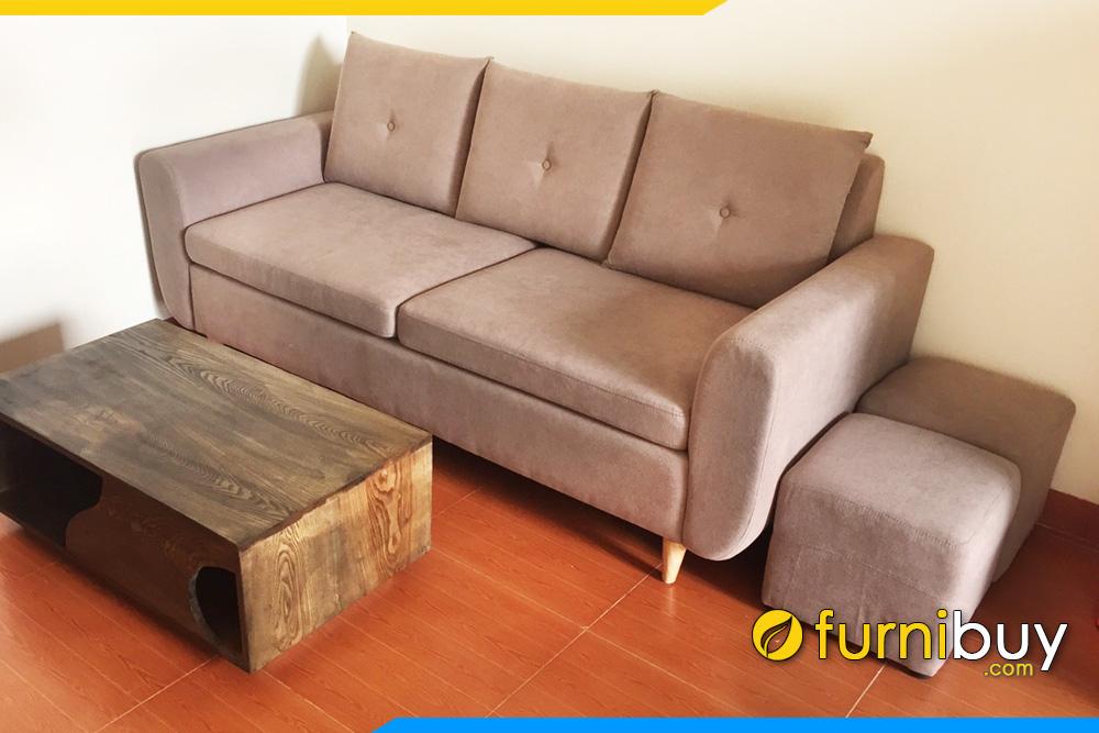 Sofa vang nho mini 2 cho FB 219