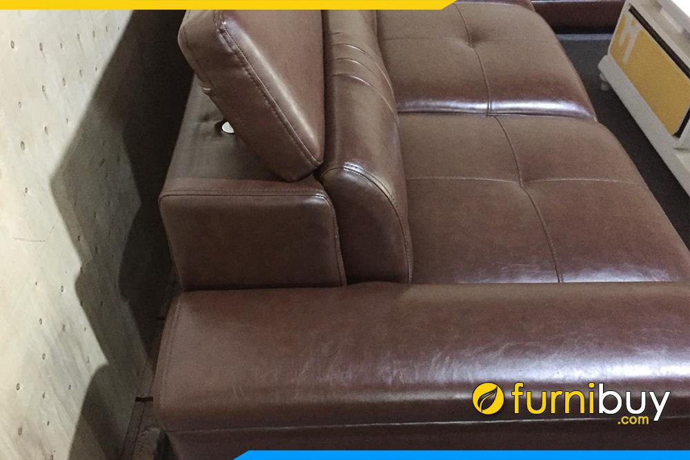 ghe sofa co tua lung gat gu fb186