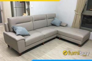 ghe sofa goc da dep cho nha chung cu fb252