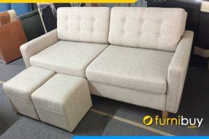ghe sofa vang mini gia re fb171