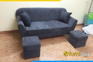 ghe sofa vang nho mini tien loi fb116