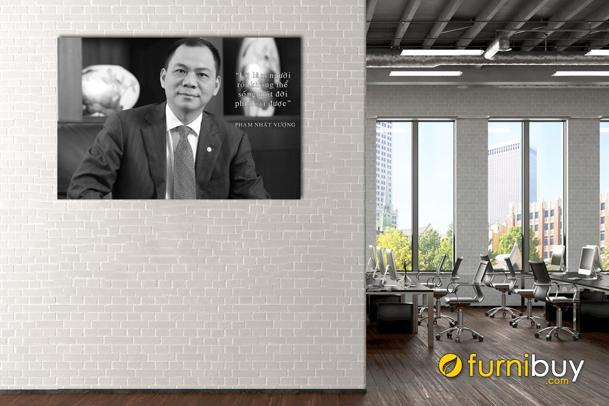 Hình ảnh Hình ảnh câu nói hay của Phạm Nhật Vượng FB DN 118