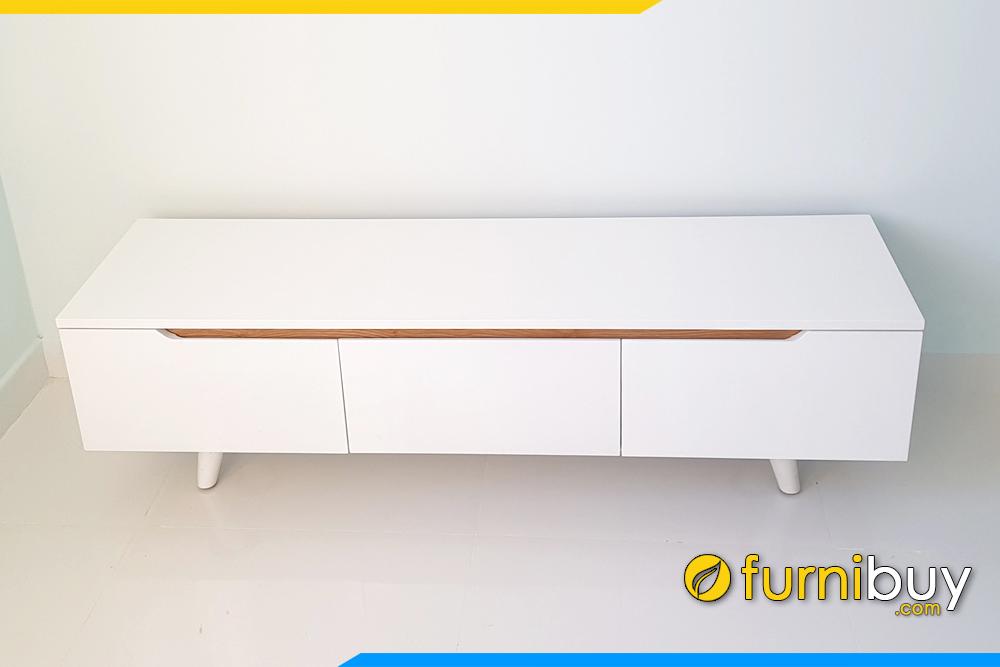 Hình ảnh Kệ tivi phòng khách hiện đại đẹp FBK011
