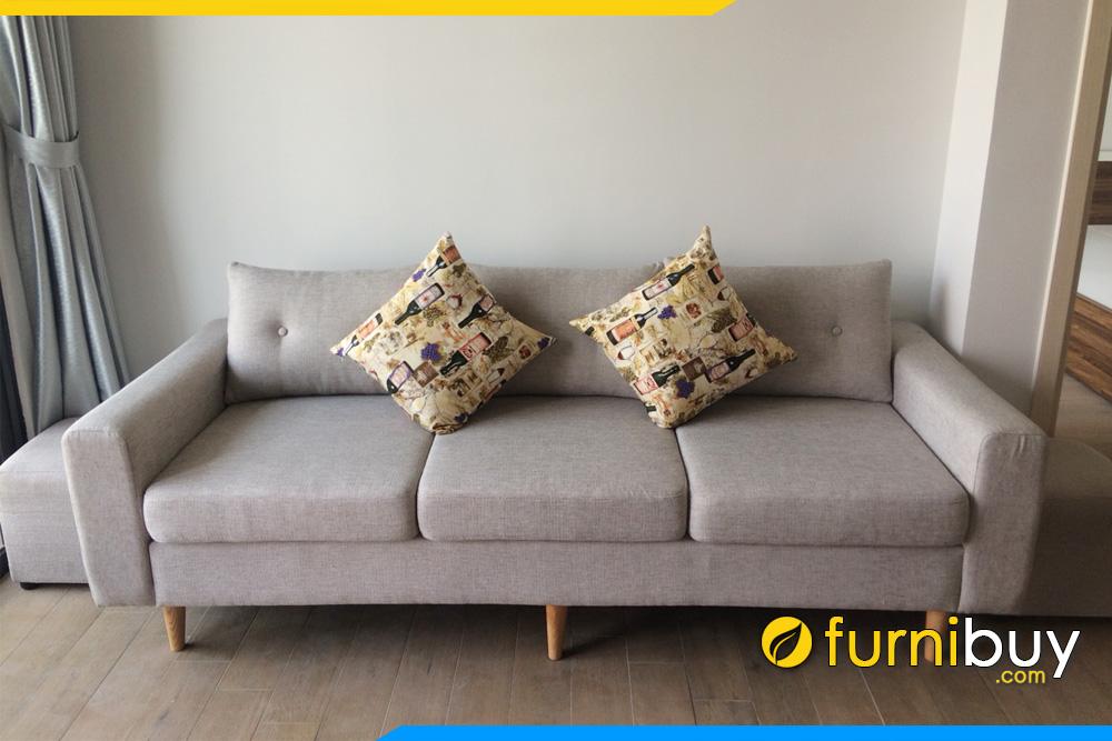 mau sofa vang ni dep gia re fb114