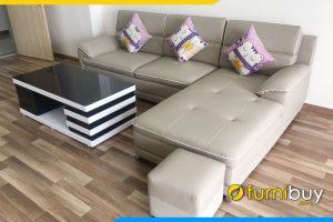 sofa da gia re cho nha chung cu fb152
