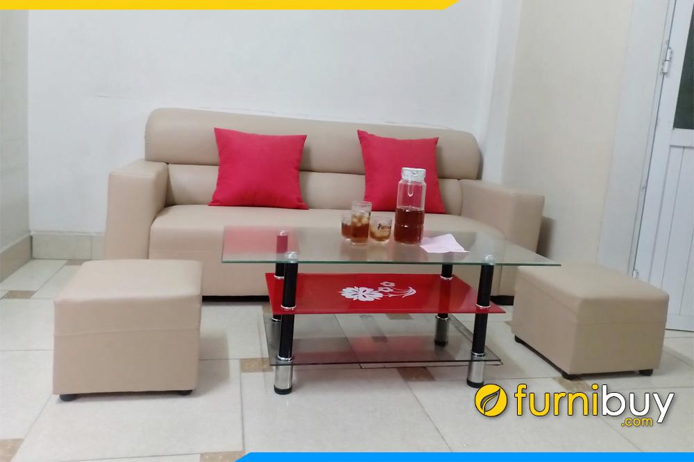 sofa phong khach dep nho xinh fb088