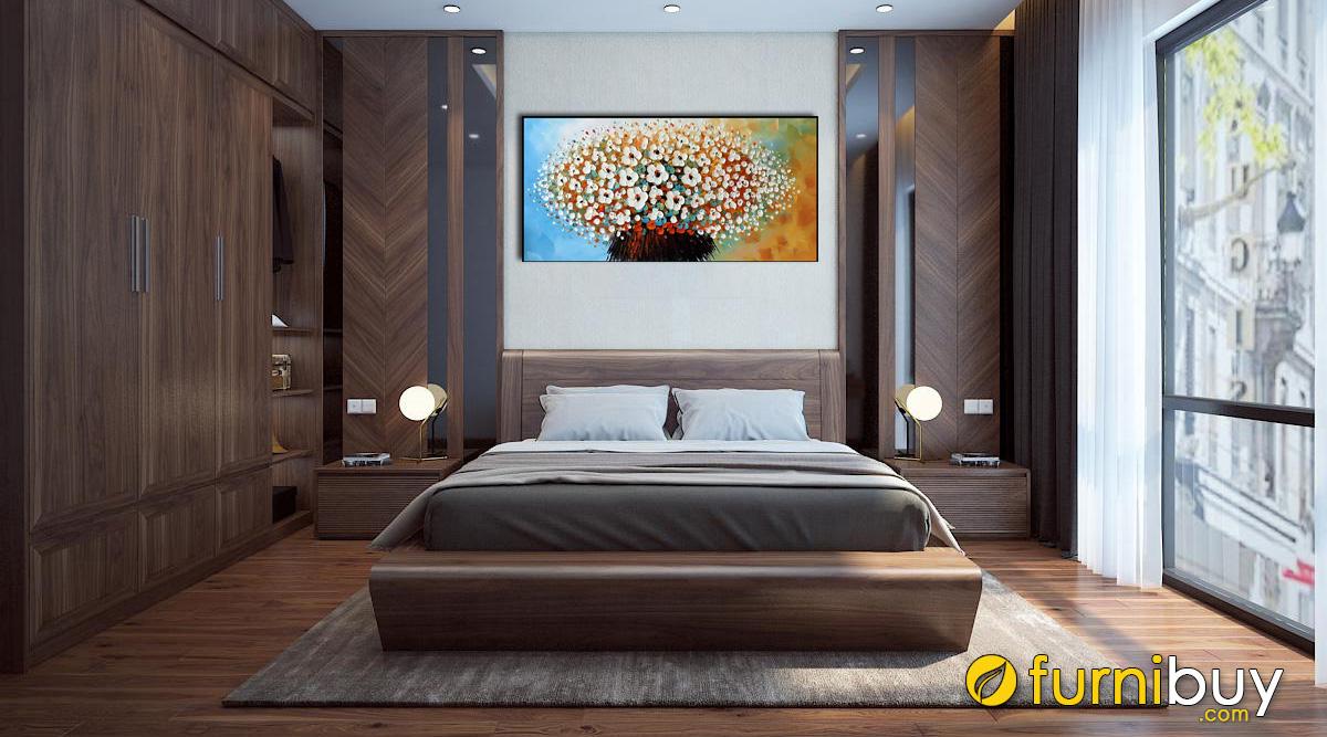 Hình ảnh Chọn Tranh Phòng Ngủ Cho Người Lớn Tuổi Giúp Ngủ Ngon, Sâu Giấc