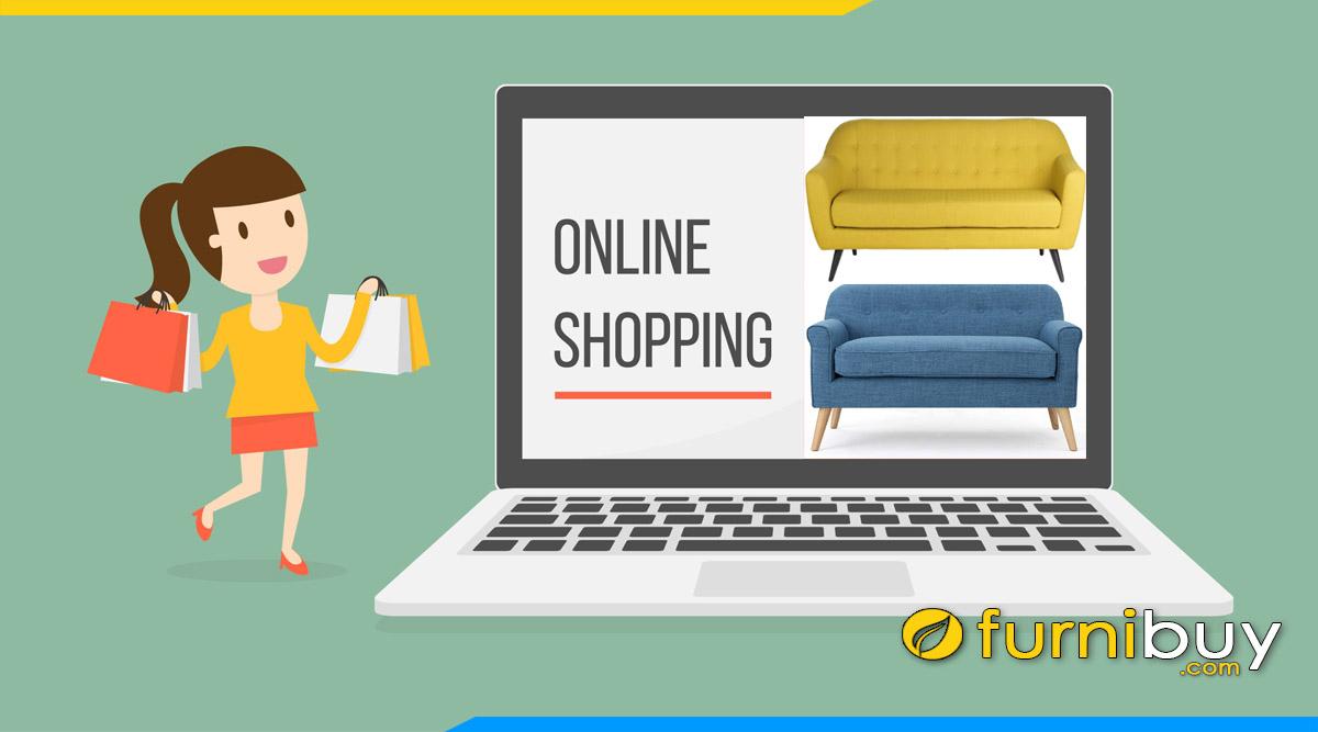 mua sofa phong khach online can chu y gi