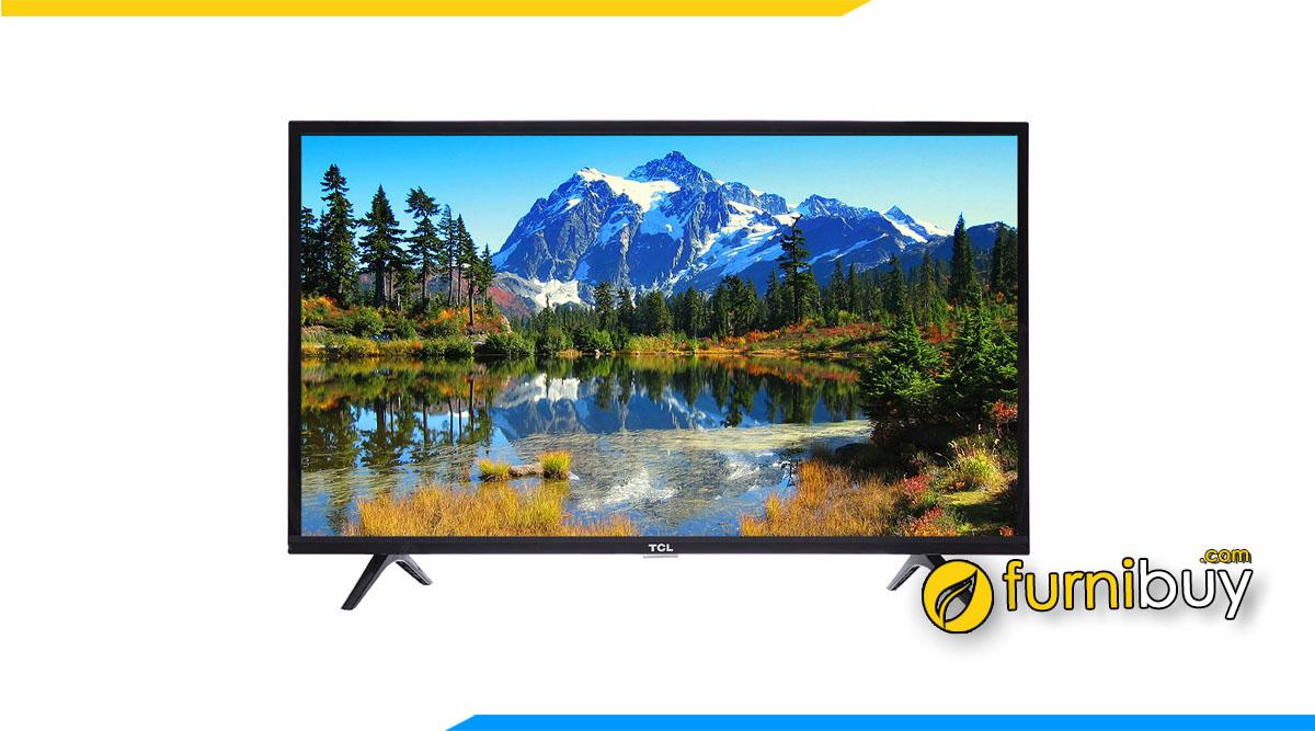 Hình ảnh tivi 32 inch phổ biến trên thị trường