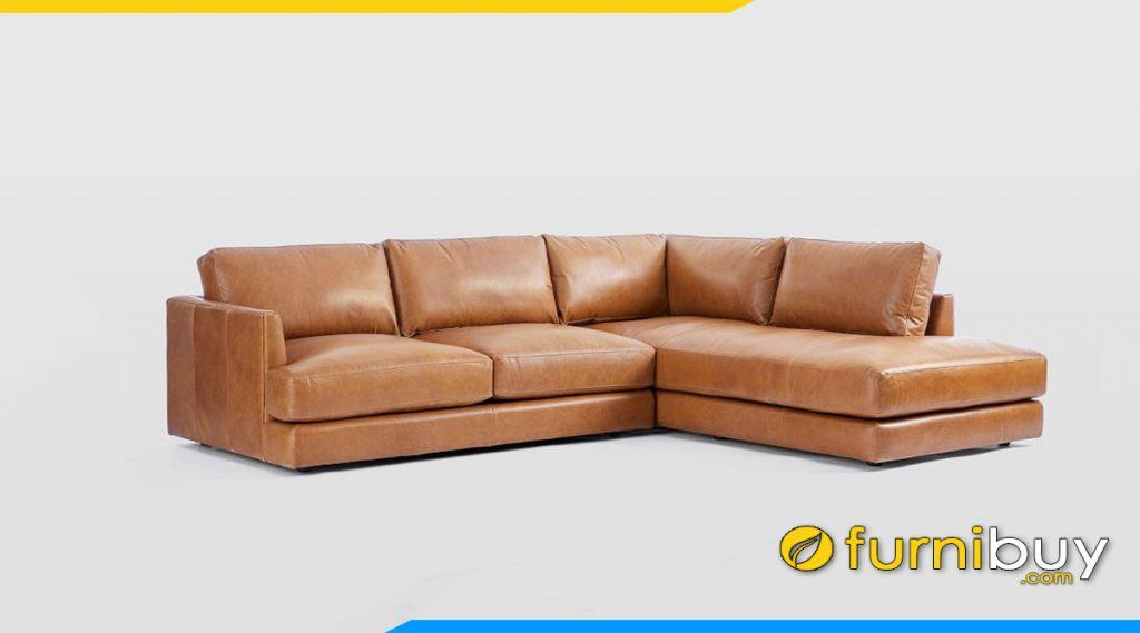sofa da goc chu l mau nau chan de thap