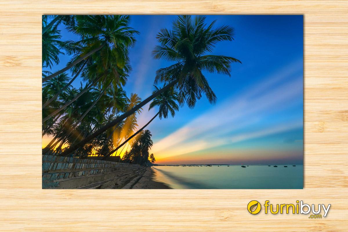 Hình ảnh Tranh ánh bình minh trên biển Mũi Né