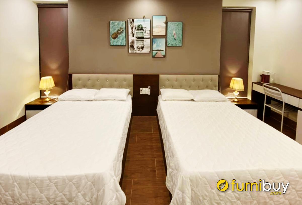 Hình ảnh Tranh treo phòng khách sạn chủ đề biển cả