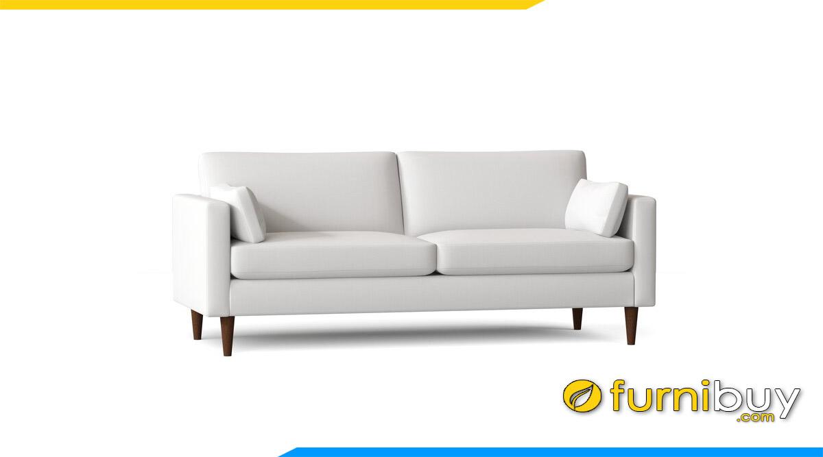 ghe sofa vang 2 cho ngoi mau trang sua