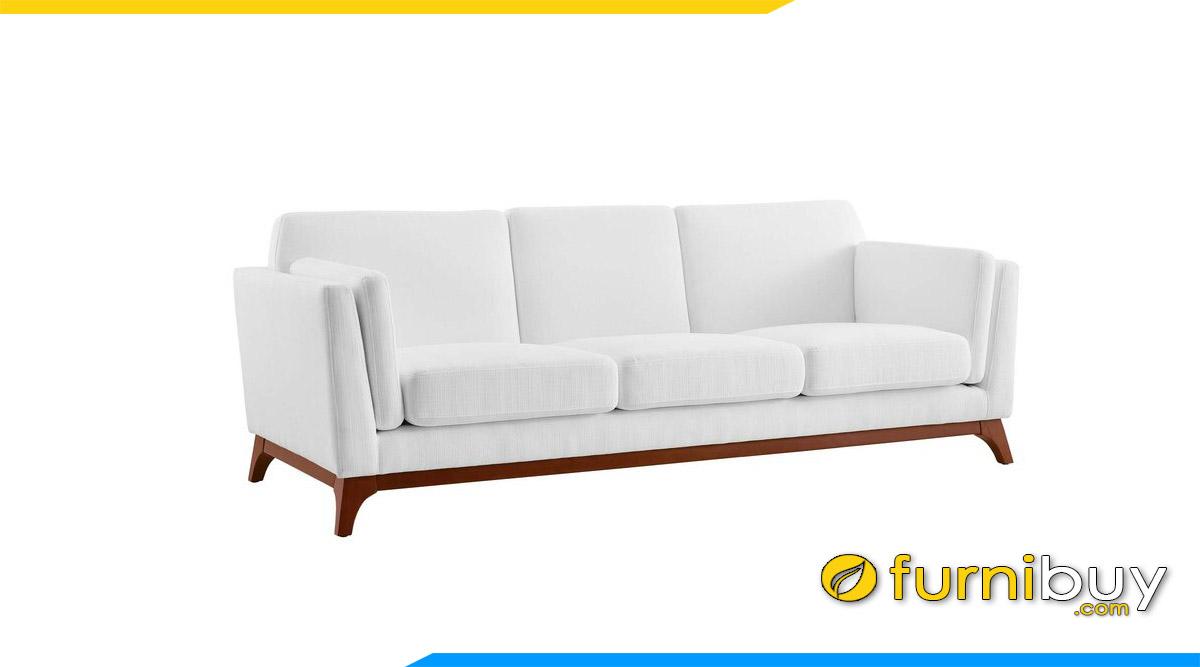 ghe sofa vang 3 cho ngoi mau trang
