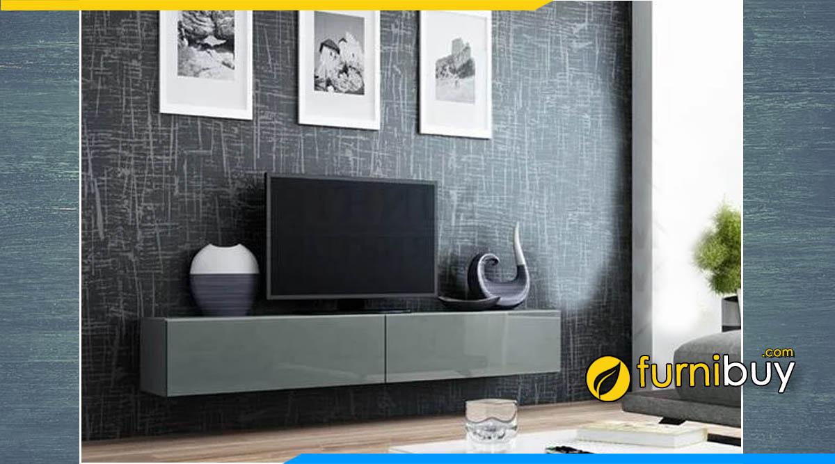 Mua kệ tivi acrylic đẹp treo tường Hà Nội