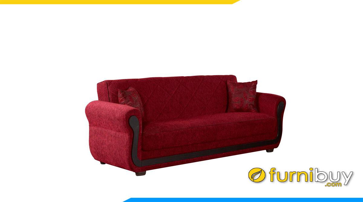 sofa bang dai mau do kieu dang don gian