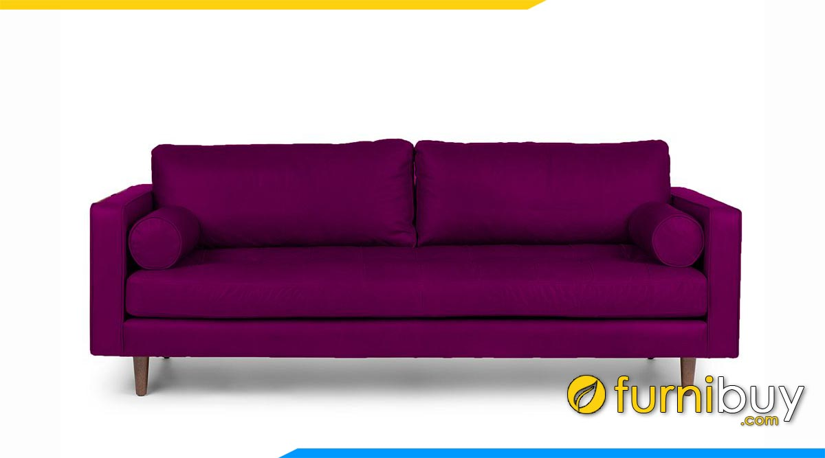 sofa bang dai mau tim chan de go