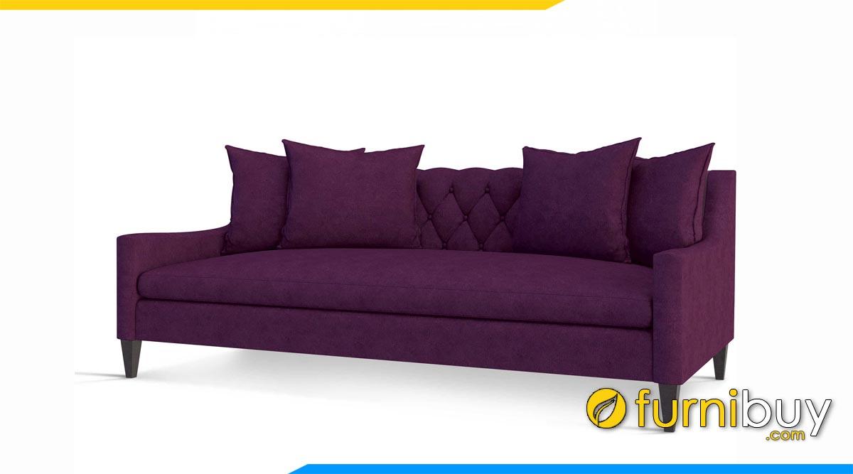 sofa bang ni tay tua thap mau tim