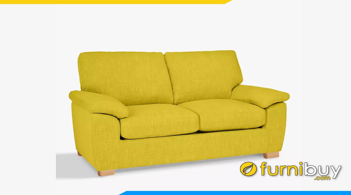 sofa dep mau vang chanh tay vin thap