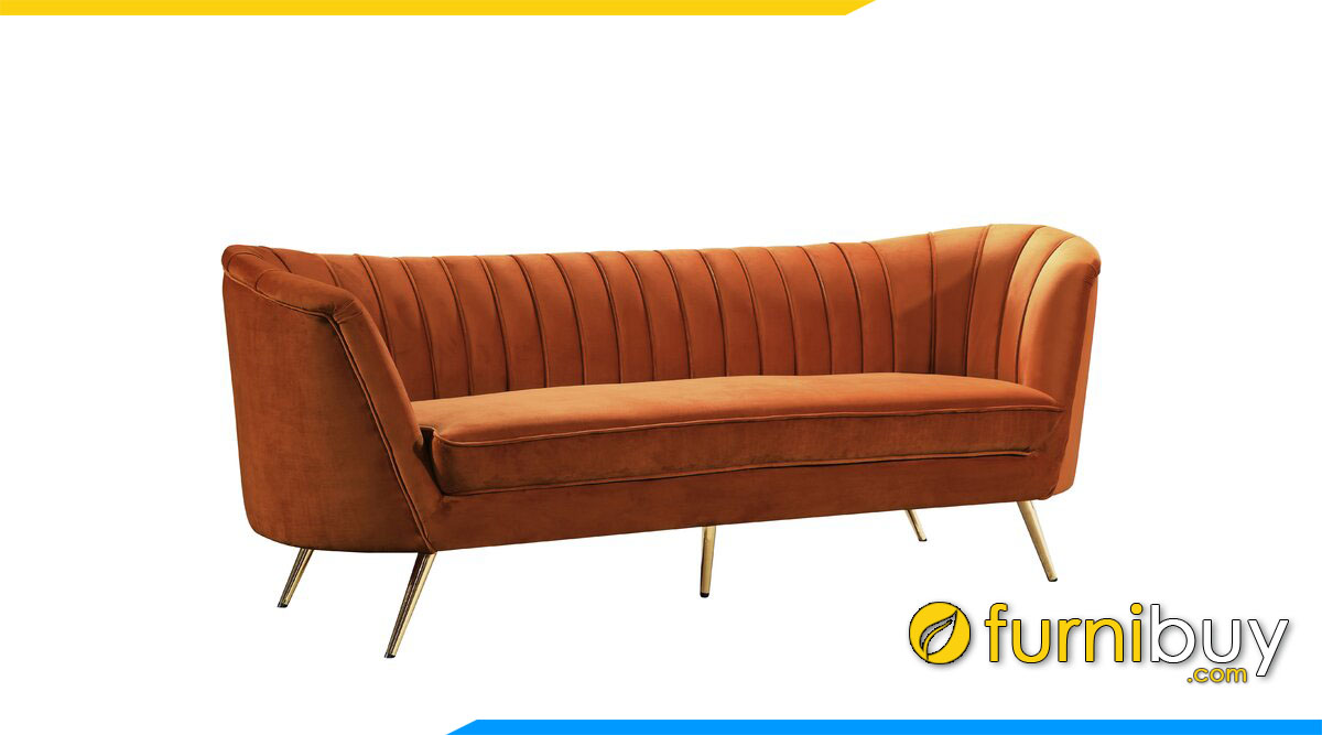 sofa mau da cam hien dai dang canh chim