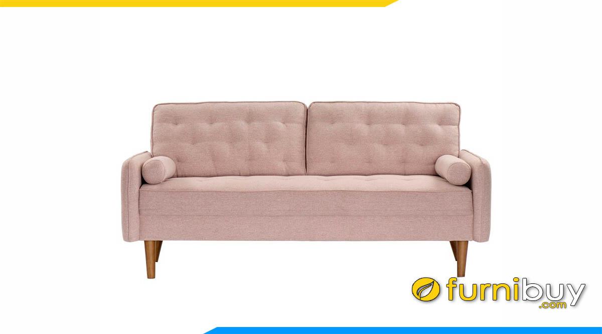 sofa mau hong nhat dang bang hien dai