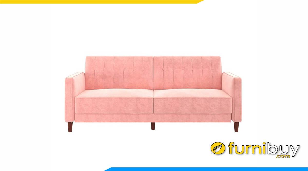 sofa mau hong phan 2 cho ngoi hien dai