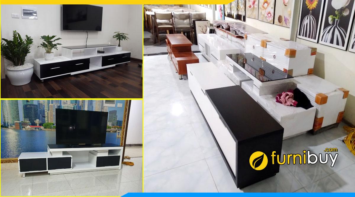 Cửa hàng bán kệ tivi giá rẻ 205 Nguyễn Xiển Hà Nội Furnibuy