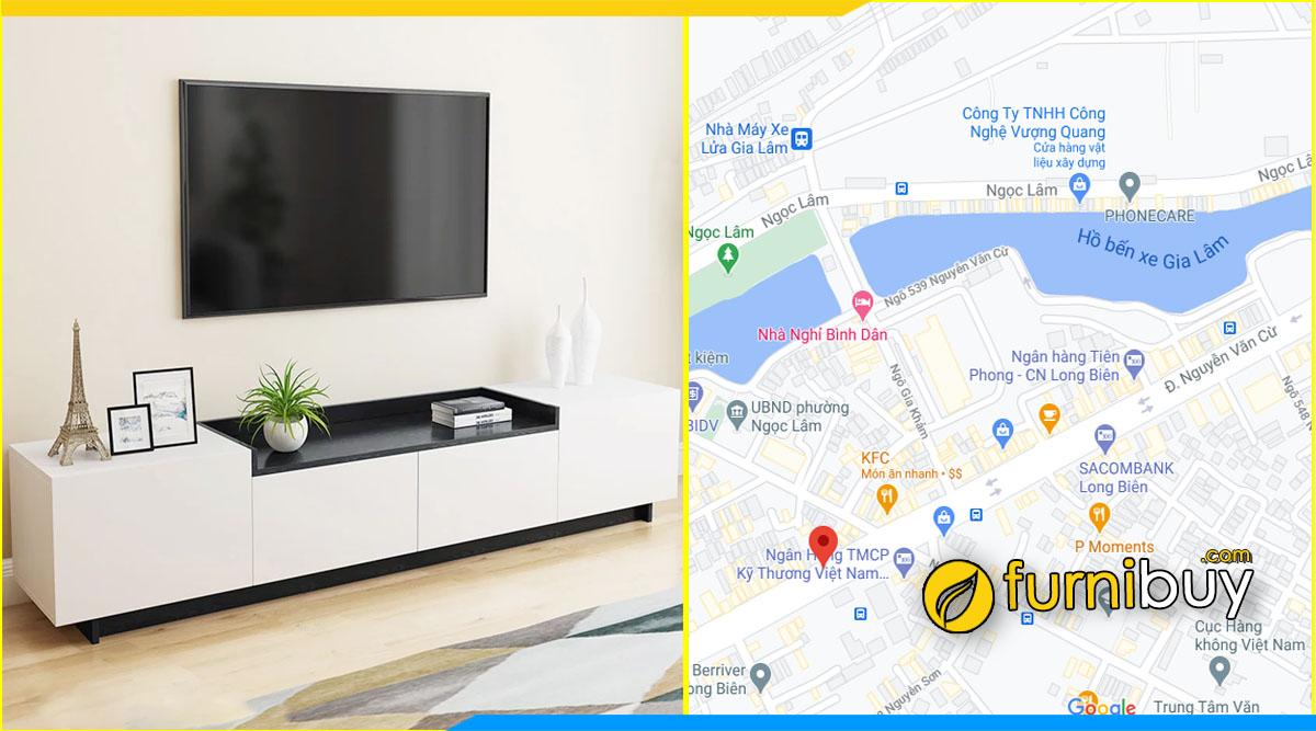Cửa hàng kệ tivi giá rẻ Nguyễn Văn Cừ