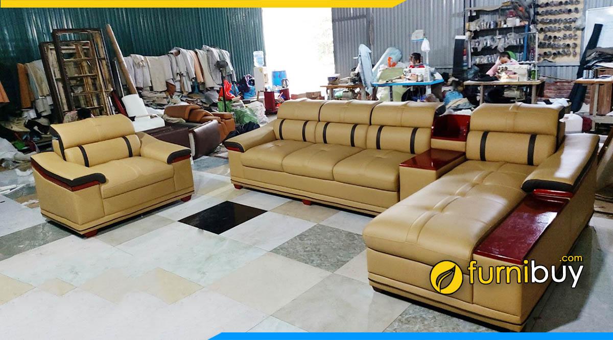 Đặt làm sofa theo yêu cầu riêng tại Furnibuy