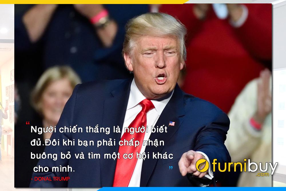 Tranh tong thong trump treo van phong hien dai