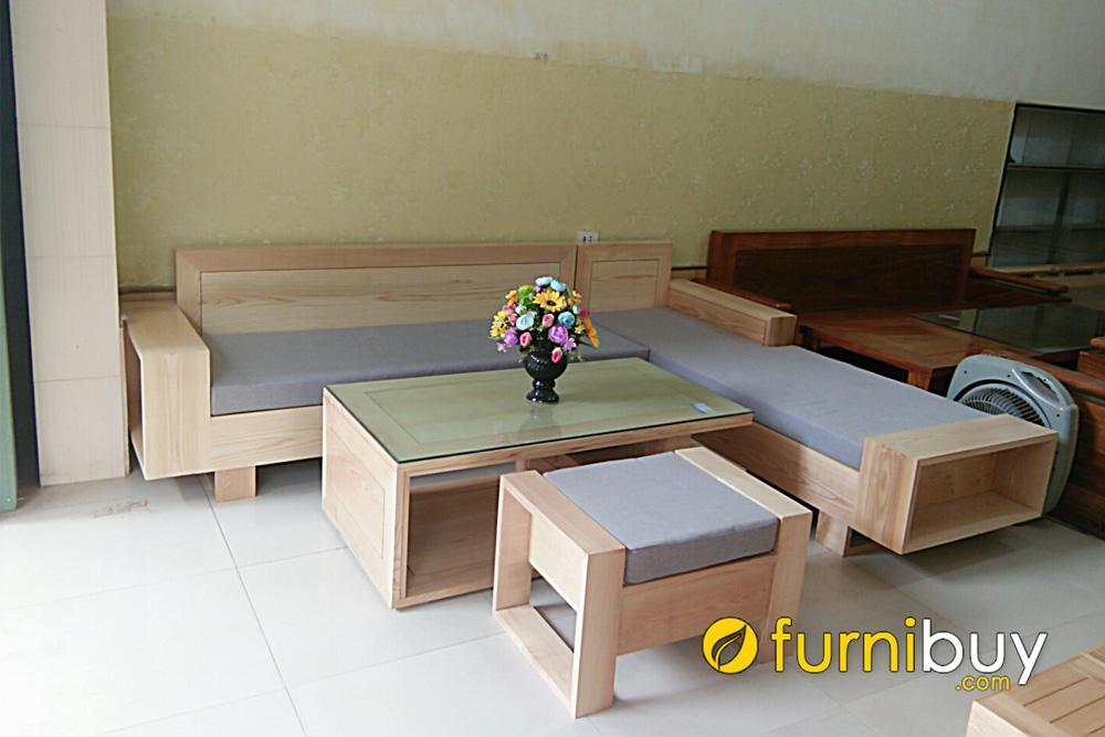 hạn chế của sofa gỗ beech giá rẻ là gì