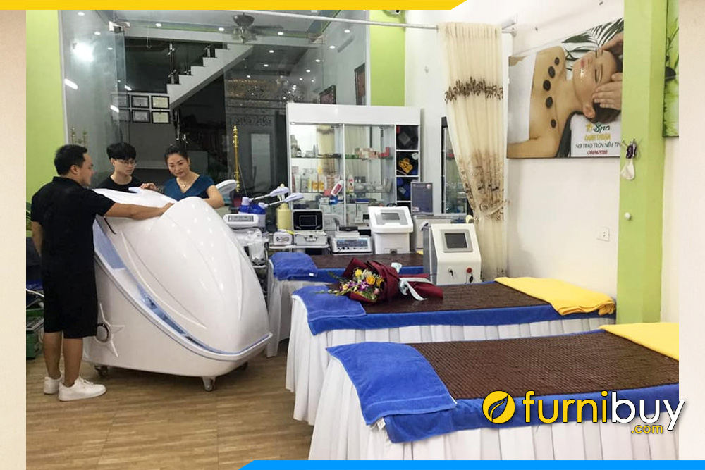 Tranh spa Oanh Thuan Bac Ninh