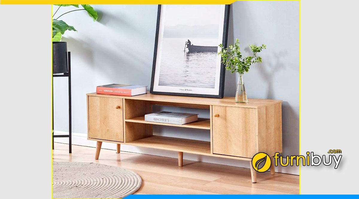 Mua kệ tivi gỗ công nghiệp giá rẻ Tân Triều