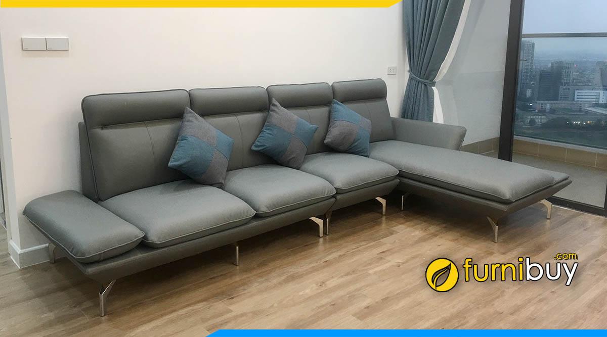 Xưởng đóng ghế sofa da tại quận Thanh Xuân giá gốc