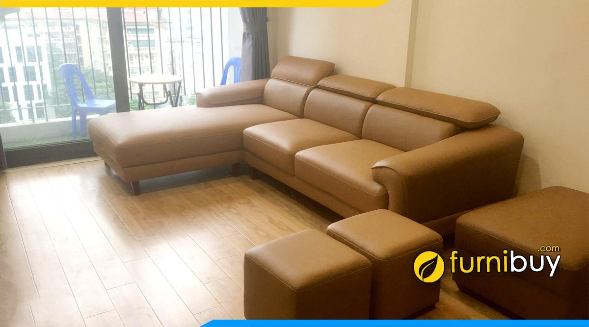 Xưởng đóng ghế sofa tại quận Bắc Từ Liêm furnibuy
